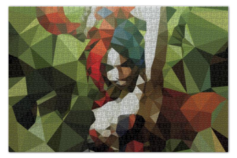 Пазл 73.5 x 48.8 (1000 элементов) Printio Харли квинн пазл 73 5 x 48 8 1000 элементов printio mountains trees