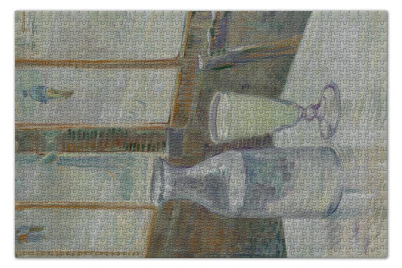 Printio Кафейный столик с абсентом (винсент ван гог) пазл 73 5 x 48 8 1000 элементов printio добрый самаритянин винсент ван гог