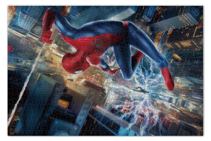 Пазл 73.5 x 48.8 (1000 элементов) Printio Человек - паук пазл 73 5 x 48 8 1000 элементов printio железный человек