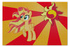 "Пазл 73.5 x 48.8 (1000 элементов) ""Sunset Shimmer Color Line"" - sun, cutiemark, sunset shimmer"