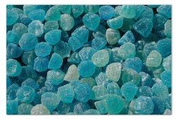 "Пазл 73.5 x 48.8 (1000 элементов) ""Blue Jelly"" - мармелад, желе"