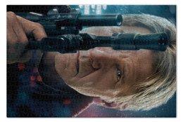 """Пазл 73.5 x 48.8 (1000 элементов) """"Звездные войны - Хан Соло"""" - кино, фантастика, star wars, звездные войны, дарт вейдер"""