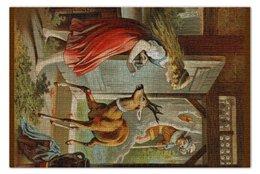 """Пазл 73.5 x 48.8 (1000 элементов) """"Братец и сестрица (сказка братьев Гримм)"""" - картина, лёйтеманн"""