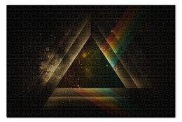 "Пазл 73.5 x 48.8 (1000 элементов) ""Gateway to space"" - космос, звезды, иллюминаты, illuminati"