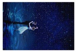 "Пазл 73.5 x 48.8 (1000 элементов) ""Ла Ла Ленд"" - мечта, оскар, райан гослинг, la la land, эмма стоун"