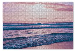 """Пазл 73.5 x 48.8 (1000 элементов) """"Summer time!"""" - лето, солнце, море, пазл, океан"""