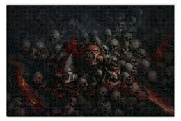 "Пазл 73.5 x 48.8 (1000 элементов) ""Warhammer "" - вархаммер, ваха, стратегия, rts"