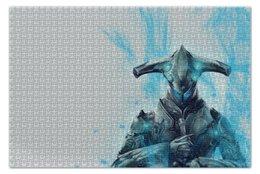 """Пазл 73.5 x 48.8 (1000 элементов) """"Warframe"""" - loki, локи, варфрейм"""