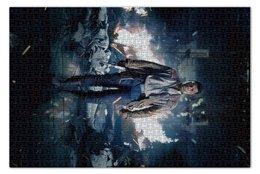 """Пазл 73.5 x 48.8 (1000 элементов) """"Звездные войны - Финн"""" - кино, фантастика, star wars, звездные войны, дарт вейдер"""