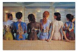 """Пазл 73.5 x 48.8 (1000 элементов) """"Pink Floyd"""" - music, рок, rock, день рождения, pink floyd"""