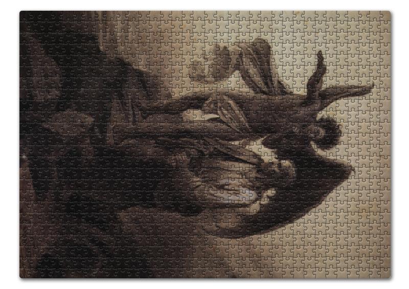 Пазл 43.5 x 31.4 (408 элементов) Printio Искушение христа (василий суриков) тетрадь на скрепке printio искушение христа василий суриков