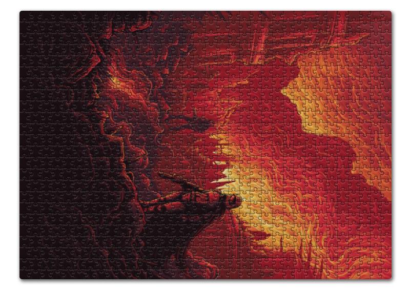 Фото - Пазл 43.5 x 31.4 (408 элементов) Printio Звездные войны пазл 43 5 x 31 4 408 элементов printio звездные войны йода