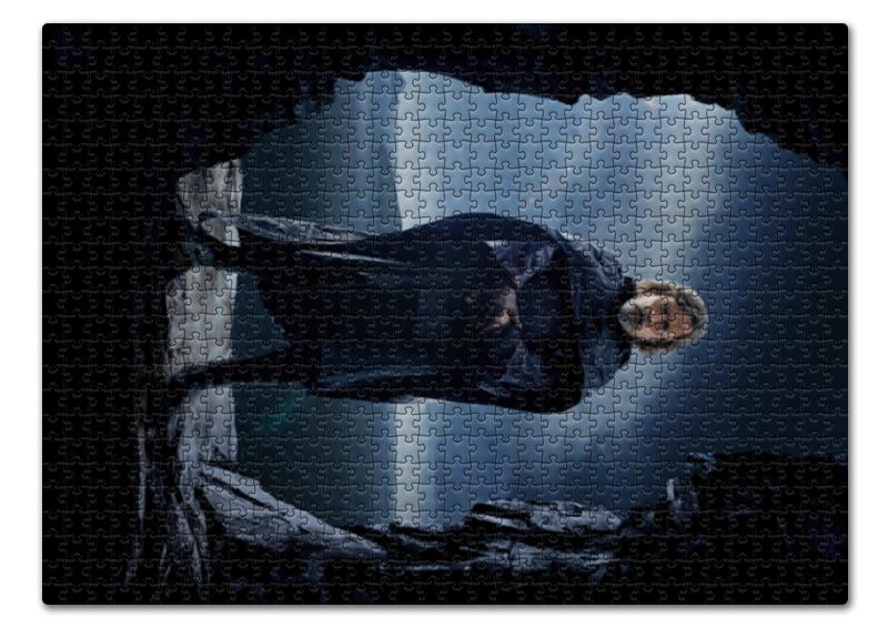 Пазл 43.5 x 31.4 (408 элементов) Printio Звездные войны - люк скайуокер цена