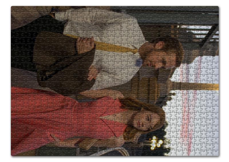 Пазл 43.5 x 31.4 (408 элементов) Printio Ла ла ленд