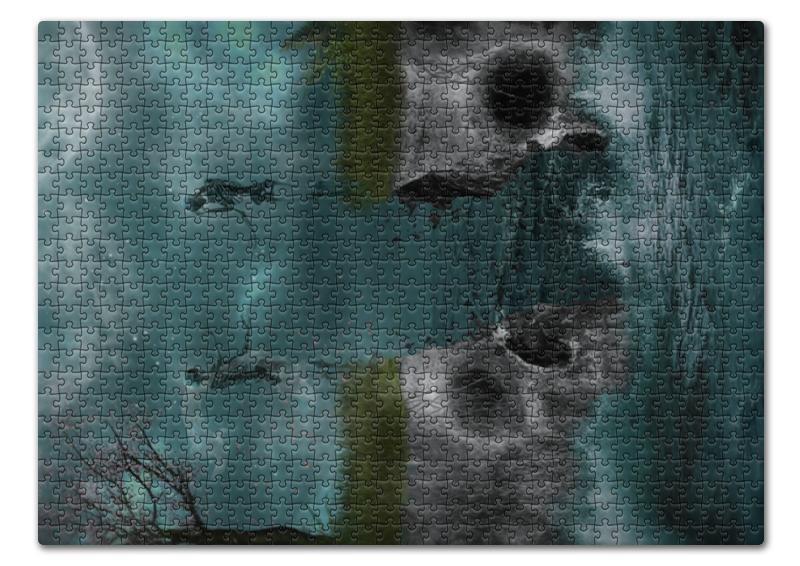 Пазл 43.5 x 31.4 (408 элементов) Printio Dark art пазл 73 5 x 48 8 1000 элементов printio сад земных наслаждений