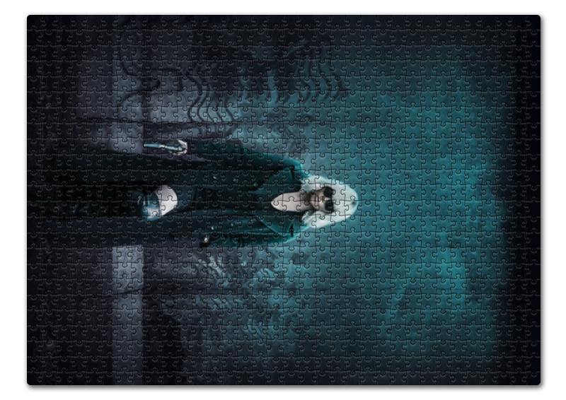Пазл 43.5 x 31.4 (408 элементов) Printio Взрывная блондинка борис херсонский одесский дневник 2015–2016 взрывная волна