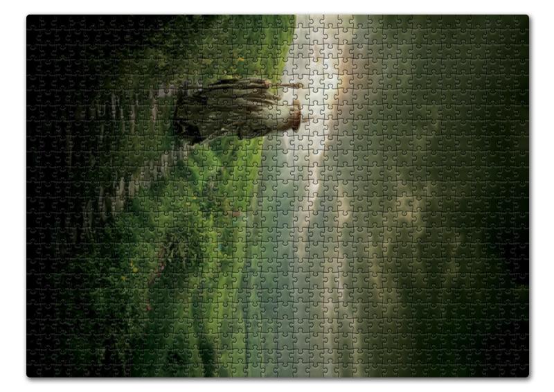 Фото - Пазл 43.5 x 31.4 (408 элементов) Printio Гэндальф пазл 43 5 x 31 4 408 элементов printio все оттенки синего