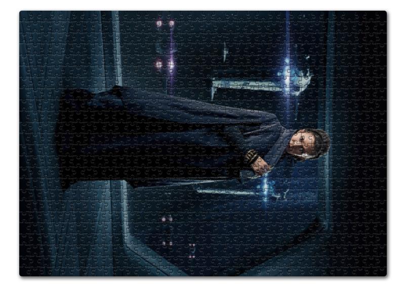 Фото - Пазл 43.5 x 31.4 (408 элементов) Printio Звездные войны - лея пазл 43 5 x 31 4 408 элементов printio звездные войны йода