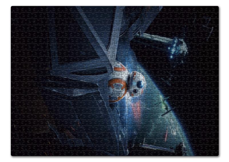 Пазл 43.5 x 31.4 (408 элементов) Printio Star wars пазл 73 5 x 48 8 1000 элементов printio сад земных наслаждений