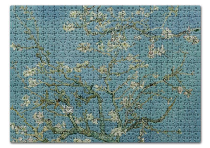 Printio Цветы миндаля (ван гог) пазл 43 5 x 31 4 408 элементов printio спальня в арле винсент ван гог