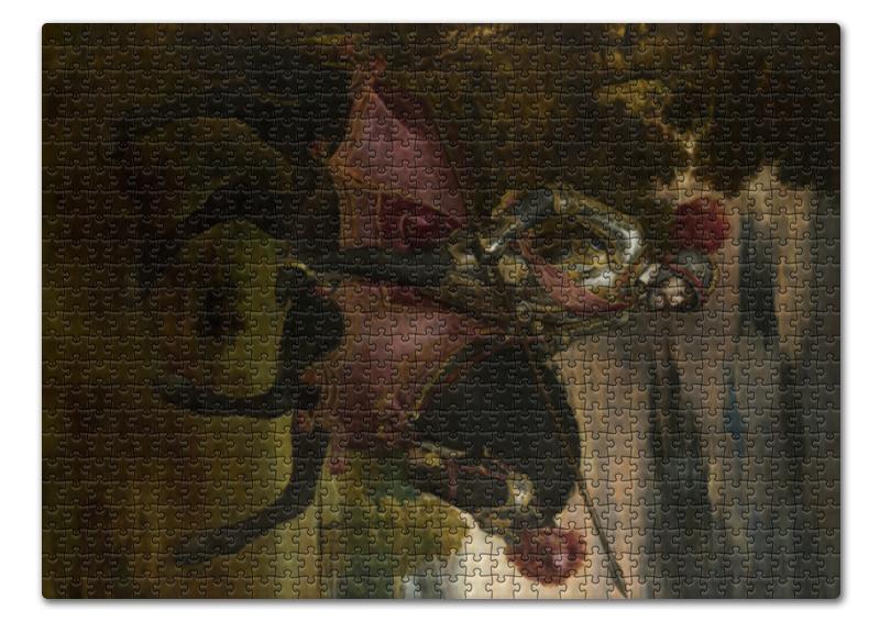 Пазл 43.5 x 31.4 (408 элементов) Printio Конный портрет карла v (тициан)