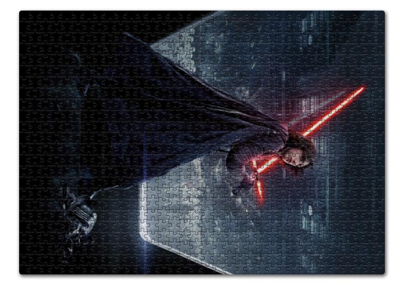 Printio Звездные войны - кайло рен пазл 43 5 x 31 4 408 элементов printio звездные войны йода