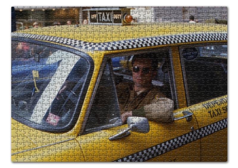 Пазл 43.5 x 31.4 (408 элементов) Printio Таксист пазл 43 5 x 31 4 408 элементов printio увенчание коронование терновым венцом