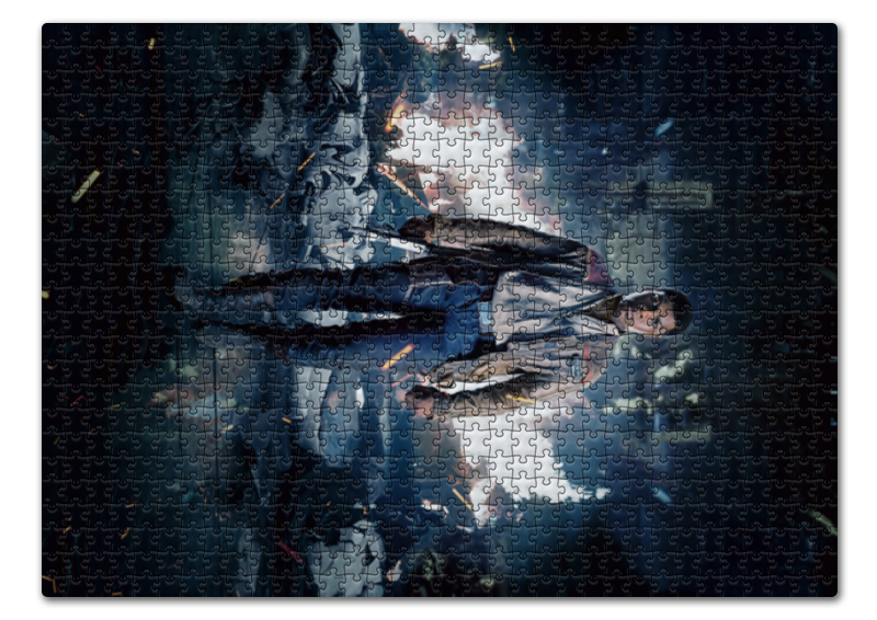Фото - Пазл 43.5 x 31.4 (408 элементов) Printio Звездные войны - финн пазл 43 5 x 31 4 408 элементов printio звездные войны йода