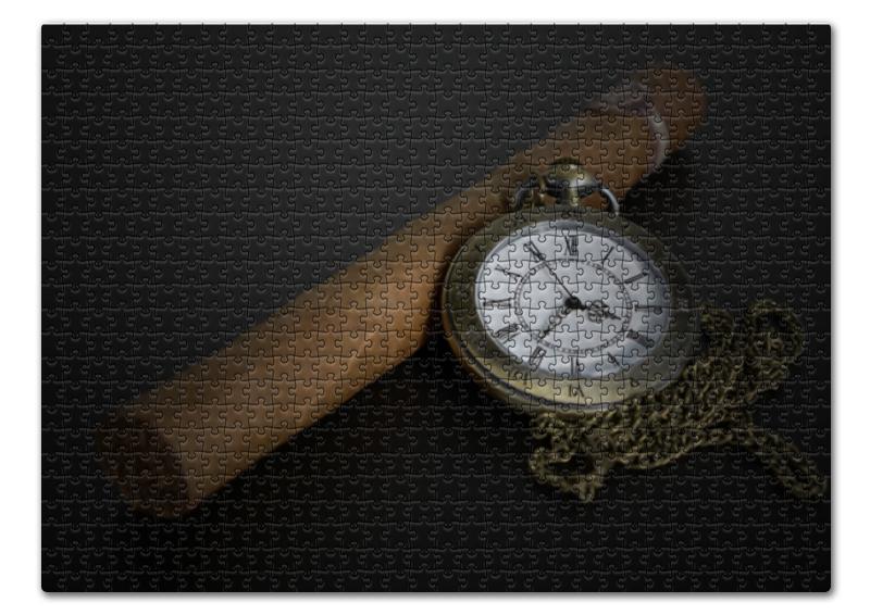 Пазл 43.5 x 31.4 (408 элементов) Printio Карманные часы карманные часы на цепочке geneva 01678