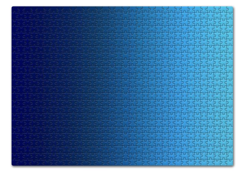Фото - Пазл 43.5 x 31.4 (408 элементов) Printio Все оттенки синего пазл 43 5 x 31 4 408 элементов printio все оттенки синего