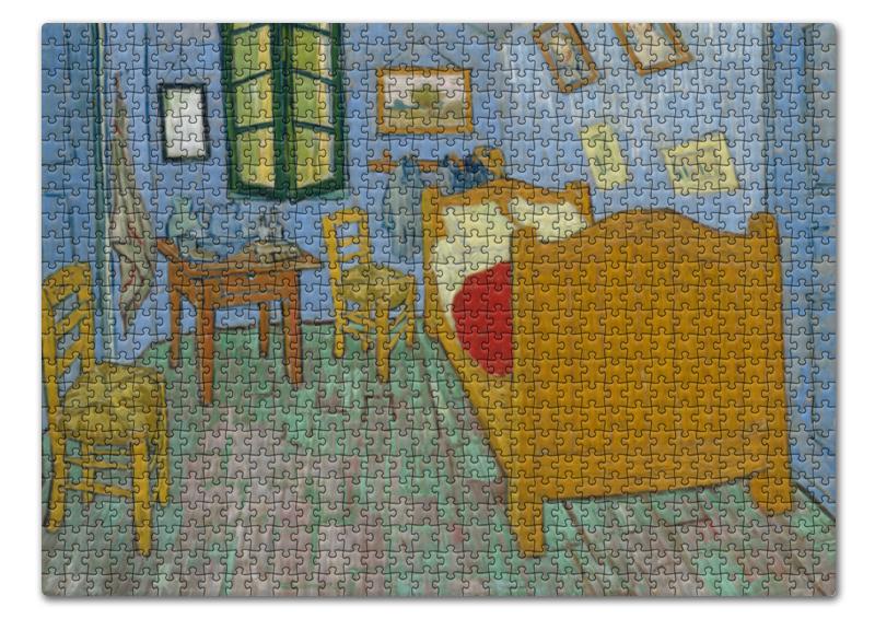 Printio Спальня в арле (винсент ван гог) пазл 43 5 x 31 4 408 элементов printio спальня в арле винсент ван гог