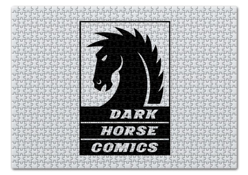Пазл 43.5 x 31.4 (408 элементов) Printio Dark horse comics часы круглые из пластика printio dark horse comics