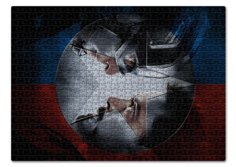 Пазл 43.5 x 31.4 (408 элементов) Printio Противостояние плакат a2 42x59 printio противостояние