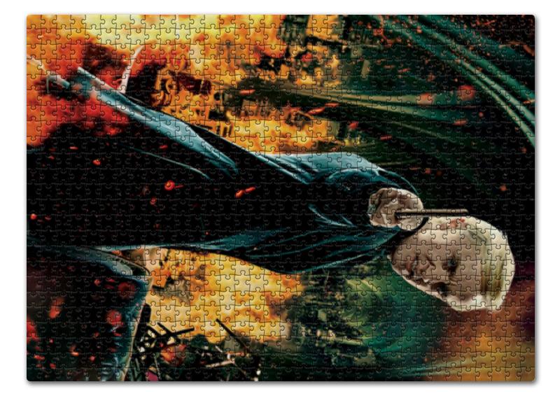 Пазл 43.5 x 31.4 (408 элементов) Printio Драко малфой плакат a2 42x59 printio драко малфой