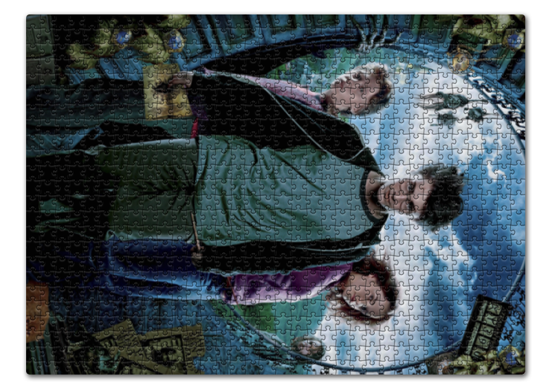 Пазл 43.5 x 31.4 (408 элементов) Printio Гарри поттер пазл 43 5 x 31 4 408 элементов printio view of the giudecca canal and the zattere