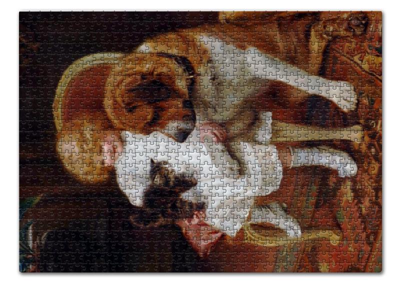 Пазл 43.5 x 31.4 (408 элементов) Printio Картина артура элсли (1860-1952) пазл магнитный 18 x 27 126 элементов printio картина артура элсли 1860 1952