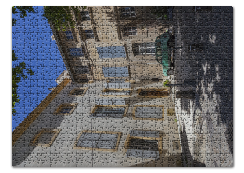 Фото - Printio Улица города авиньон пазл 43 5 x 31 4 408 элементов printio стена вокруг города авиньон