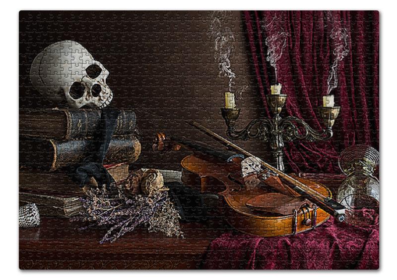 Printio Музыкальный натюрморт классический натюрморт