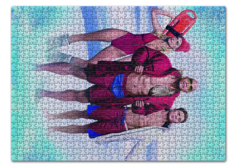 Пазл 43.5 x 31.4 (408 элементов) Printio Спасатели малибу пазл 43 5 x 31 4 408 элементов printio пони