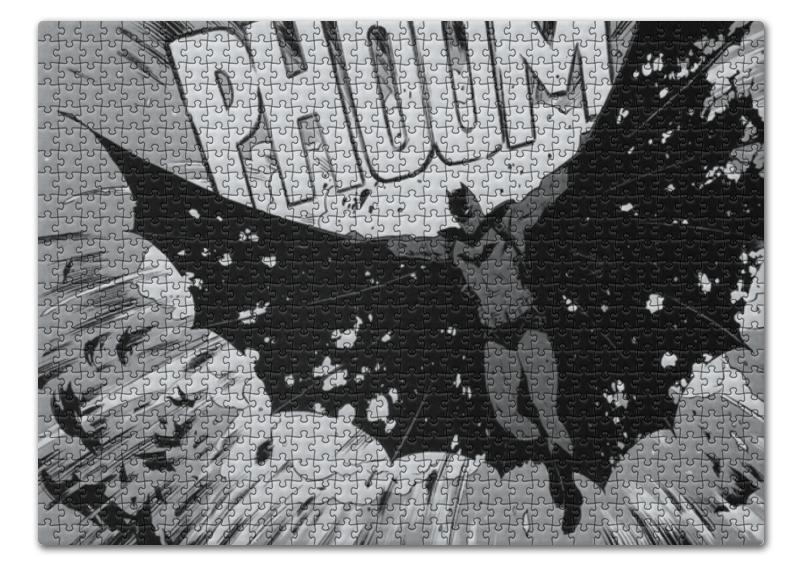 Пазл 43.5 x 31.4 (408 элементов) Printio Бэтмен