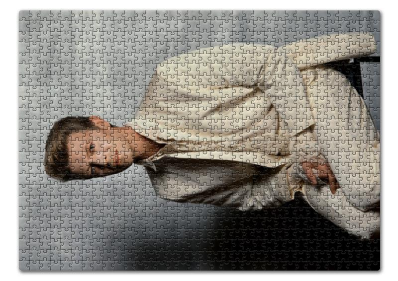 Пазл 43.5 x 31.4 (408 элементов) Printio Дэвид боуи