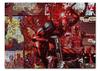 "Пазл 43.5 x 31.4 (408 элементов) ""Дэдпул (Deadpool)"" - комиксы, deadpool, марвел, дэдпул"