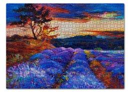 """Пазл 43.5 x 31.4 (408 элементов) """"Природа Мира"""" - цветы, природа, vegan, этика"""