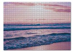 """Пазл 43.5 x 31.4 (408 элементов) """"Summer time!"""" - лето, солнце, море, пазл, океан"""