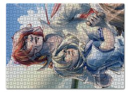 "Пазл 43.5 x 31.4 (408 элементов) ""Scorpena"" - wakin, danseed, projectpanda"