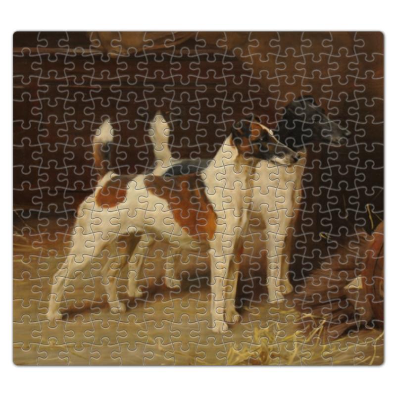 Пазл магнитный 27.4 x 30.4 (210 элементов) Printio 2018 год желтой собаки пазл магнитный 27 4 x 30 4 210 элементов printio 2018 год собаки