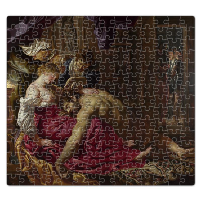 лучшая цена Printio Самсон и далила (картина рубенса)