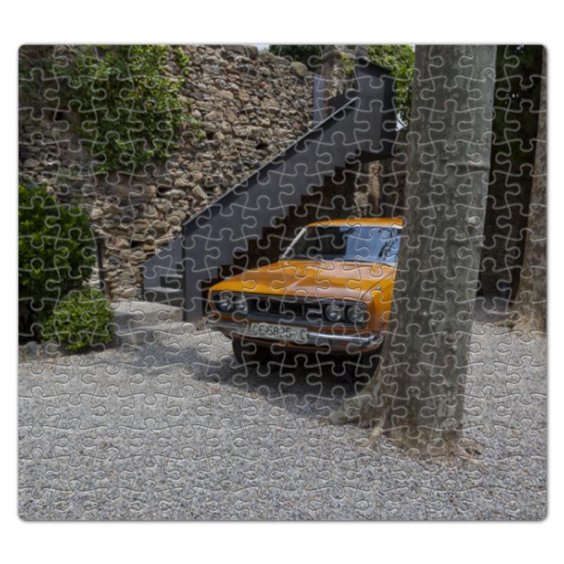 Пазл магнитный 27.4 x 30.4 (210 элементов) Printio Автомобиль галы наколенник магнитный здоровые суставы