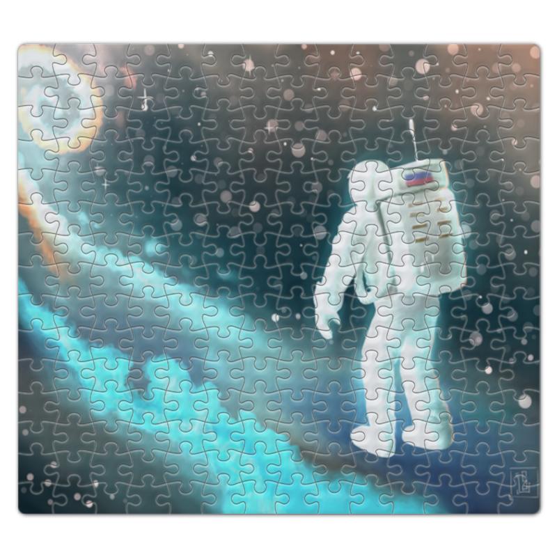 Пазл магнитный 27.4 x 30.4 (210 элементов) Printio Космический путешественник наколенник магнитный здоровые суставы