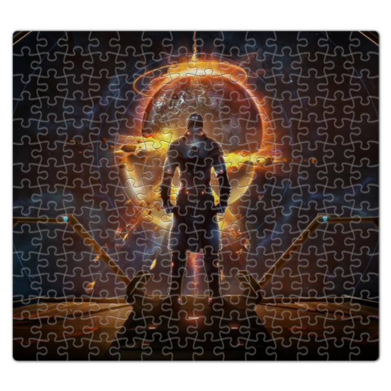 Пазл магнитный 27.4 x 30.4 (210 элементов) Printio Starpoint gemini warlords
